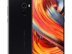 入手绝对不亏小米mix2 手机 陶瓷黑 8G+128G 全网通仅售1599.00元