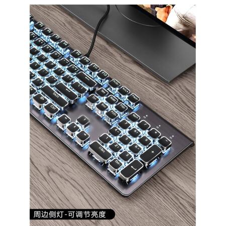 畅快吃鸡京臣 GX40 游戏真机械键盘(青轴黑轴茶轴红轴 仅售269.00元-计算机网络技术插图1