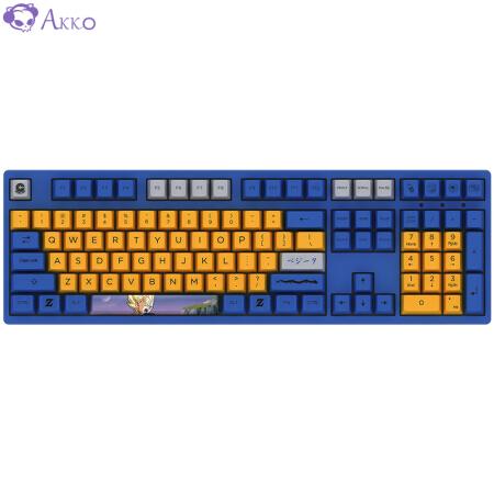 超高性价比AKKO 3108 V2龙珠Z限