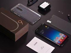智能核心 生物识别 国美U9手机评测