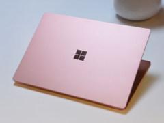 速度提升85% 续航14.5h 微软Surface Laptop 2图赏