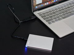 超薄极致体验  东芝CANVIO SLIM移动硬盘评测
