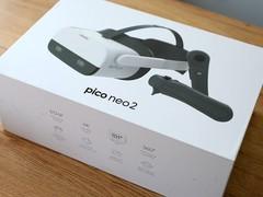 头手6DoF真实追踪 Pico neo 2 VR一体机评测